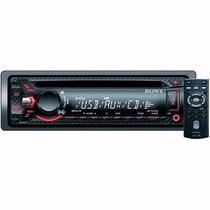Toca Cd Player Sony Automotivo Cdx-g1050 Radio Aux Mp3 Usb