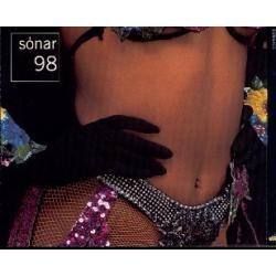 Cd Sonar 98 4 Cds Dj Hell, Francois K, Angel Molina, Loe