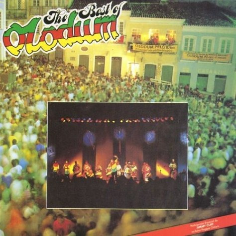 Cd The Best Of Olodum - Frete Gratis