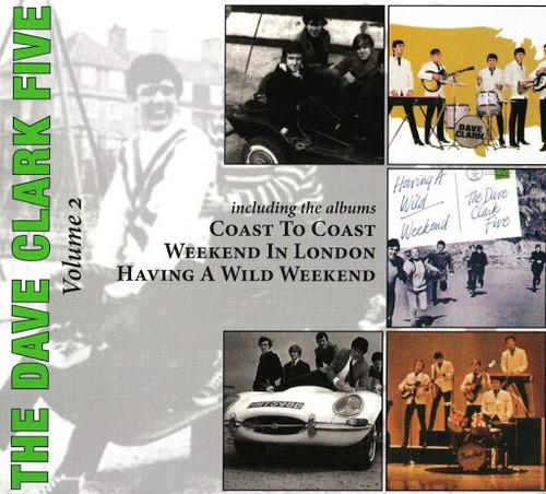 Cd - The Dave Clark Five - Volumen 2