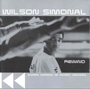 Cd Wilson Simonal Rewind - Sucessos Em Versões Remixadas Hip