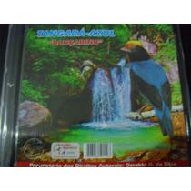 Cd -de Pássaros O Canto Secreto -do Tangara Azul