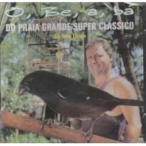 Curió -cd Aula Do Canto Praia Grande Superclass Frete Grátis