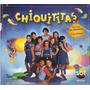 Cd Chiquititas - Trilha Sonora Vem Com Adesivo - Novo***
