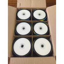 Dvd Printable- Maxprint- 4.7 Gb- 600 Unidades.