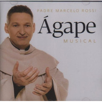 Cd - Ágape - Padre Marcelo Rossi - 2011 - C1955