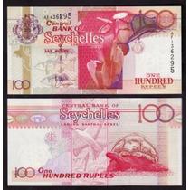 Seychelles Ilhas Seicheles P-40 Fe 100 Rupees 2001 * Q J *
