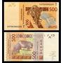 West African States Togo P-new Fe 500 Francs 2014 * Q J *