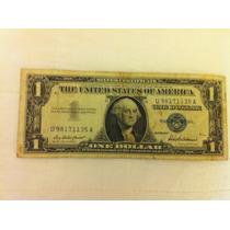 Cedula Dinheiro Antigo Raro 1957