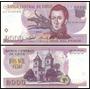Chile - 2.000 Pesos - 2004 - Fe - P.160.a #cl160a Cédula