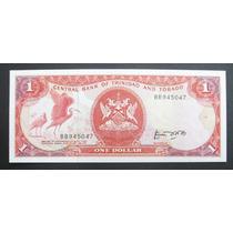 Trinidad & Tobago: Bela Cédula 1 Dollar 1985 Fe