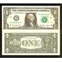 Estados Unidos 1 Dolar 2009 P.530 Fe Cédula Let. B Tchequito