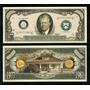 Usa Md-176 Fe 1 Milhão De Dólares Jimmy Carter * Q J *