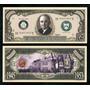 Usa Md-169 Fe 1 Milhão De Dólares Harry Truman * Q J *