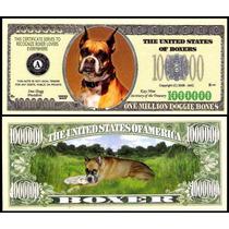 United States Md-67 Fe 1 Milhão De Dólares Boxer * Q J *