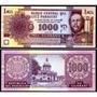Paraguai 1000 Guaranies 2005 P. 222b Fe Cédula - Tchequito
