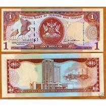 Trinidad E Tobago 1 Dollar 2006 P. 46 Fe Cédula - Tchequito