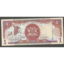 Cedula - Trinidad And Tobago $1 Dollar 2006 - Fe - Linda