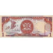 Trinidad Tobago - 1 Dollar 2002 - F E --------- =11565=