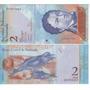 Cedula Da Venezuela De 2 Bolivares - Fe