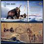 Ice Age Era Do Gelo 1 Dollar 2014 Mamooth Fe Polímero Q J