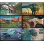 Jurassic Bank 3+9+15 Din 2015 Fe 3 Cédulas Polimero * Q J *