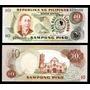 Philippines Filipinas -167 Fe 10 Piso 1981 Lote C/50 * Q J