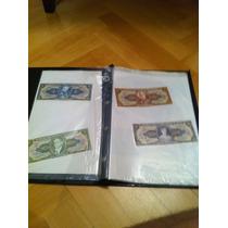 Coleção Dinheiro Antigo (35 Cédulas)