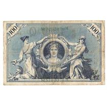 Cedula Da Alemanha - Antiga E Rara Ano 1908