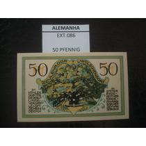 (ext.086) Alemanha - Notgeld - 50 Pfenning - 1921 - Fe