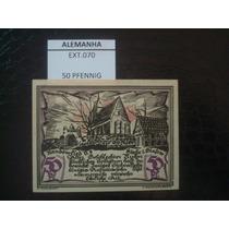 (ext.070) Alemanha - Notgeld - 50 Pfenning - 1921 - Fe