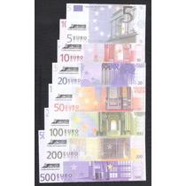 Germany Alemanha Euroset Reis 2002 Fe 7 Cédulas * Q J *