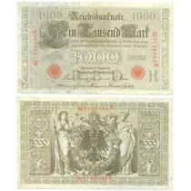 Alemanha 1000 Marcos De 1910 Mbc