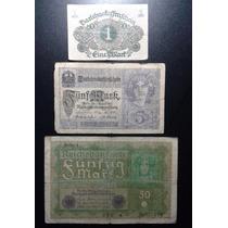 03 Notas Alemanha 1917 A 1920