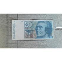 20 Francs Suíça