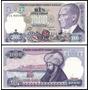 Turkey Turquia P-196 Fe 1.000 Lira L. 1970 ( 1986 ) * Q J *