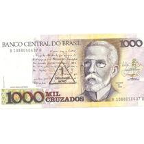 068 - Linda Cédulas Brasil C198 Fe - Mil Cruzados