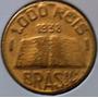 Moeda Antiga 1000 Reis 1938, Anchieta, Mbc++