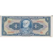 237 - 1 Um Cruzeiro Fe Autografada R$ 18,00