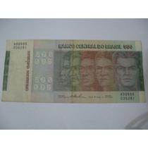 Cédula Do Brasil - A00555 - Cidamello