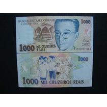 C238 - Cédula 1000 Cruzeiros Reais Fe