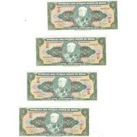 Cédulas Dinheiro De 2 Cruzeiros, C-061, Duque De Caxias