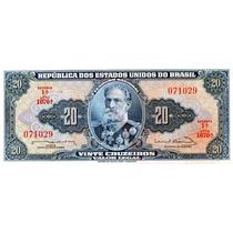 Cedula 20 Cruzeiros 1963 C023