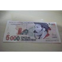 Serie 0001-c239-5 Mil Cruzeiros Reais Fe-gaucho