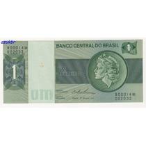 * C131a 1 Cruzeiro C/asterisco S.14 - Escassa - Fe C/mancha*
