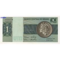 * C129a 1 Cruzeiro C/ Asterisco Serie 47 Escassa C-129a Fe *