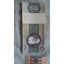 Cédula 10 Cruzeiros, Notas Antigas