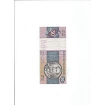 Nota De 50 Cruzeiros 1970 Nova Nunca Circulou Colecionador