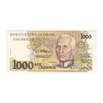 Nota Antiga 1000 Cruzeiros (candido Rondon)