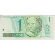 355 - 1 Um Real Fe Série Bb 7125 R$ 12,00